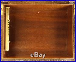 1960s Gucci Humidor Box