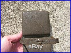 Antique American Silver Plate humidor snuff box New York E. G. Webster & Son