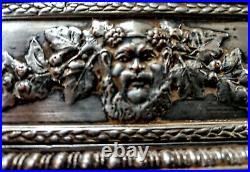 Antique E F Caldwell silver-on-bronze humidor (or stash box, if you prefer)