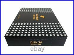 Behike 54 Box Travel / Office Humidor With Velvet Case