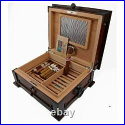 Brizard & Co. The Chesterfield Humidor 60/70 Count