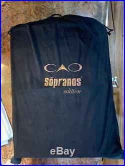 CAO The Sopranos Car Trunk Edition Cigar Humidor