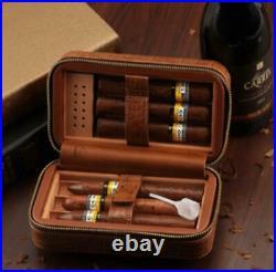 COHIBA Travel Portable Humidor Cigar Case Cigar Cigar New Unused humidifier