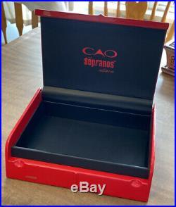 Cao Sopranos Edition Cigar Box Only Limited Edition The Sopranos Humidor