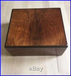 Cave À Cigaresdunhill Cigars Case. Humidor Wooden Box