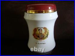 Cave cigare jarre humidor pot boite zigarrenkiste cigar box caja puros habana