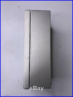 Chrysler Crossfire Humidor- OEM Cigar Box