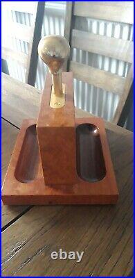 Cigar Humidor Box, Case And Guillotine Vintage bundle