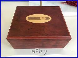 Cigars Box Humidor