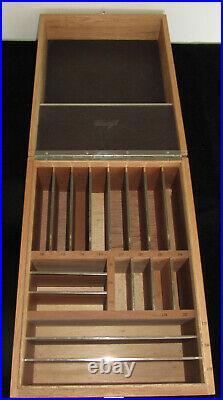 Davidoff Humidor Zigarren Aufbewahrungsbox Top