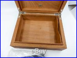 Dunhill White Spot Makore 50 Count Cigar Humidor NEW IN BOX