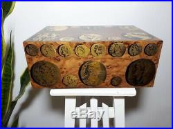FORNASETTI HUMIDOR Cigar Box