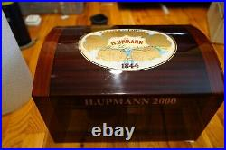 H. Upmann 2000 Cigar Humidor Collector mint condition paradigm