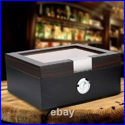 High Gloss Desktop Cigar Humidor Cigar Box for Cigars