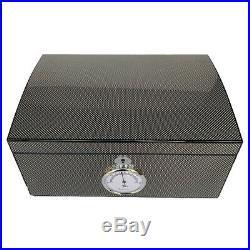 High Quality Premium Cedar Wood Cigar Humidor Cabinet Large Capacity Cigar Box