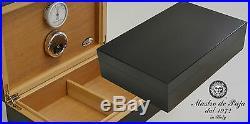 Humidor Humidifier Casket for cigars Master de Paja Cigar box