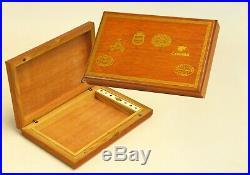 Humidor Umidificatore Cofanetto per sigari Cigar box
