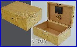Humidor Umidificatore Cofanetto per sigari Mastro de Paja Cigar box