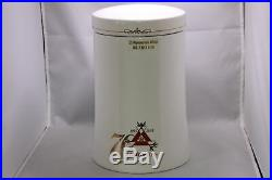 Montecristo 70th Anniversary Ceramic Cigar Humidor Jar