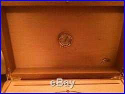 Partagas 165 anniversary limited edition humidor (box only)