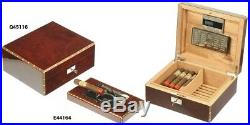 Poggiasigaro Scatola Umidificatore Sigari Case Cigar Humidor Box Lubinski Q45116