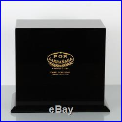 Por Larranaga Italian Regional Edition Cigar Humidor Habanos New In Box