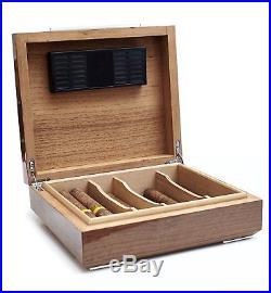 Premium La Madera Cubana Cigar Humidor Exclusive Luxury Humidor