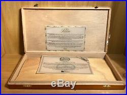 RAMON ALLONES PHOENICIA 30TH ANNIVERSARY Cigar Box empty Humidor