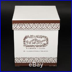 Ramon Allones Specially Selected Empty Cigar Zigarren Jar New In Box