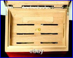 Rare Quality Importers Treasure Dome Style Humidor (NEW-In-Box / Sealed)