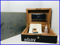Rare The Griffin's The Fascination Cigar Humidor Wood Case