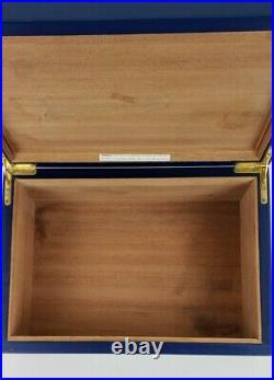 Santa Damiana Cigar Humidor Box 408 of 1000 La Romana, Dominican Republic