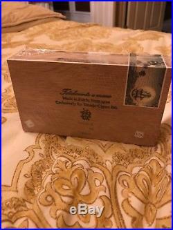 Sealed Unopened Cigar Tatuaje Monster 2014 #7 Dr. Jekyll Box Kept In Humidor