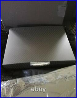 UVP 550 Porsche Design Cigar Carbon Humidor Zigarren Case Box