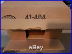 Vintage Cuesta Rey Panama Pacific Wooden Cigar Box humidor Cabinet in box NEW