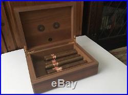 Vintage Dunhill Humidor Cigar Box