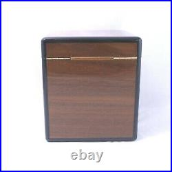 Vintage French Coromandel Wood Humidor Box by Dunhill